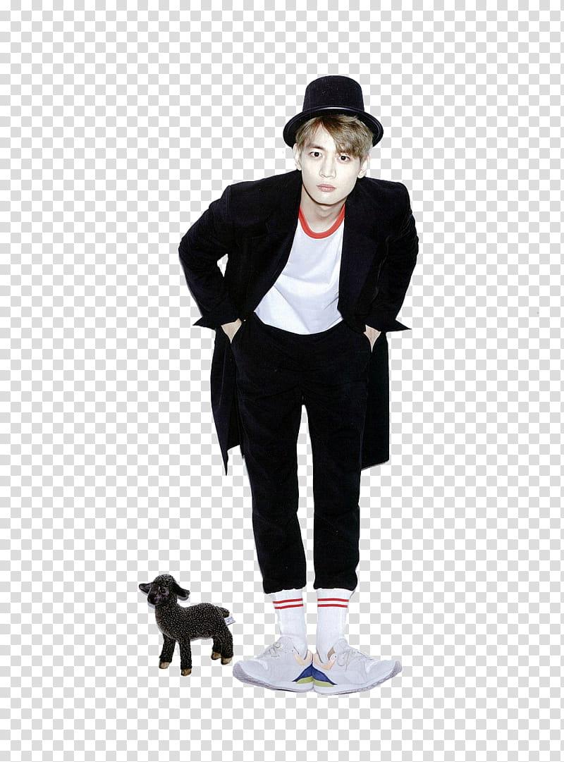 Taemin Minho transparent background PNG clipart.