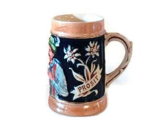 Mini beer mugs.
