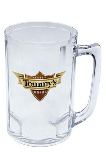 Miniature Beer Mugs Clip Art.
