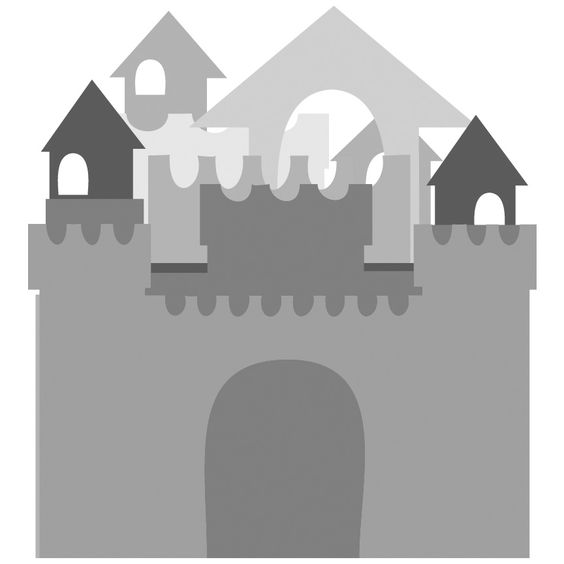 KLDezign SVG Mini Castle Album.