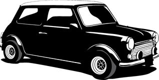 Classic mini clipart.