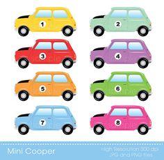 Mini Cooper Cookie Cutter.