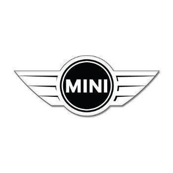 Mini Cooper BMW MINI Logo car styling sticker 5\
