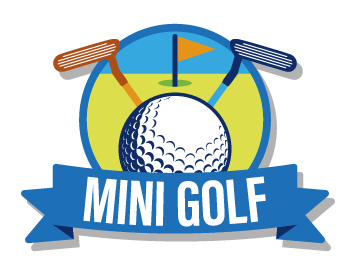 Mini Golf Girl free clipart.
