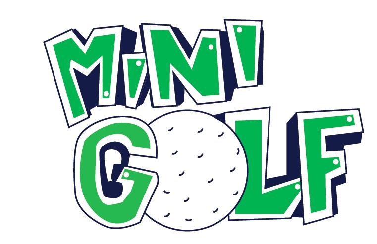 Mini Golf Clipart.