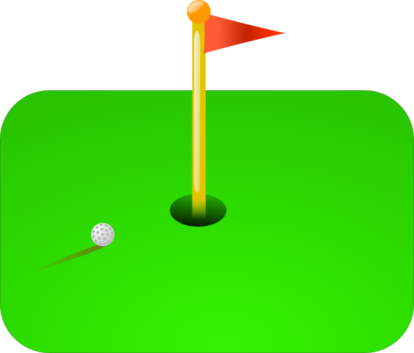Best Mini Golf Clip Art #9970.
