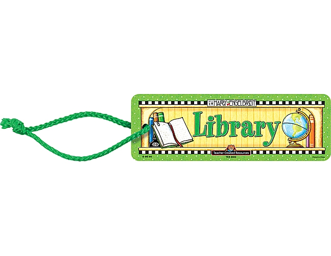 mini library clipart #1