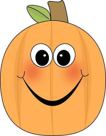 Pumpkin Leaves Clipart.