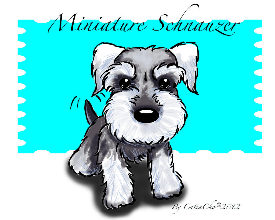 Free Mini Schnauzer Cliparts, Download Free Clip Art, Free.