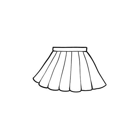 831 Mini Skirt Cliparts, Stock Vector And Royalty Free Mini.