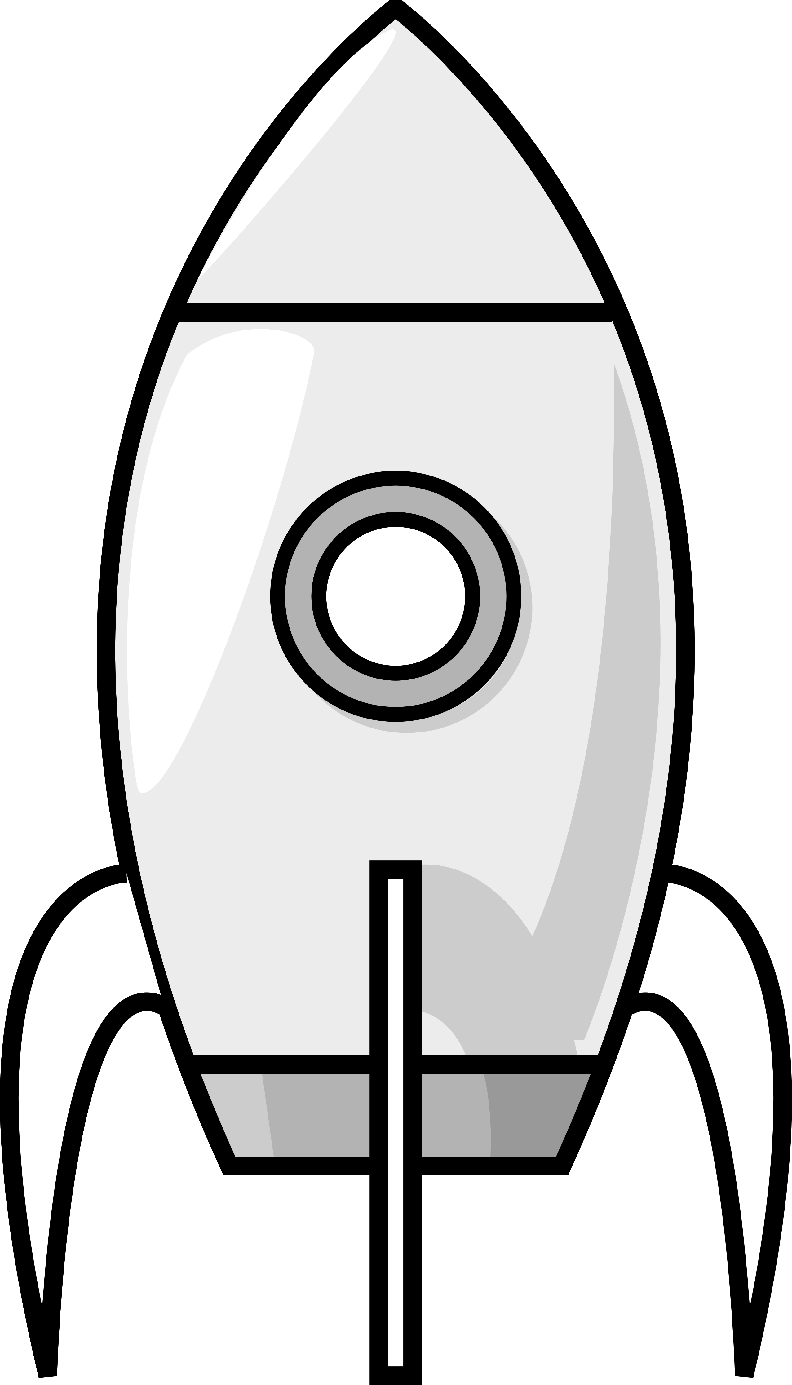 Space Clip Art Black And White.