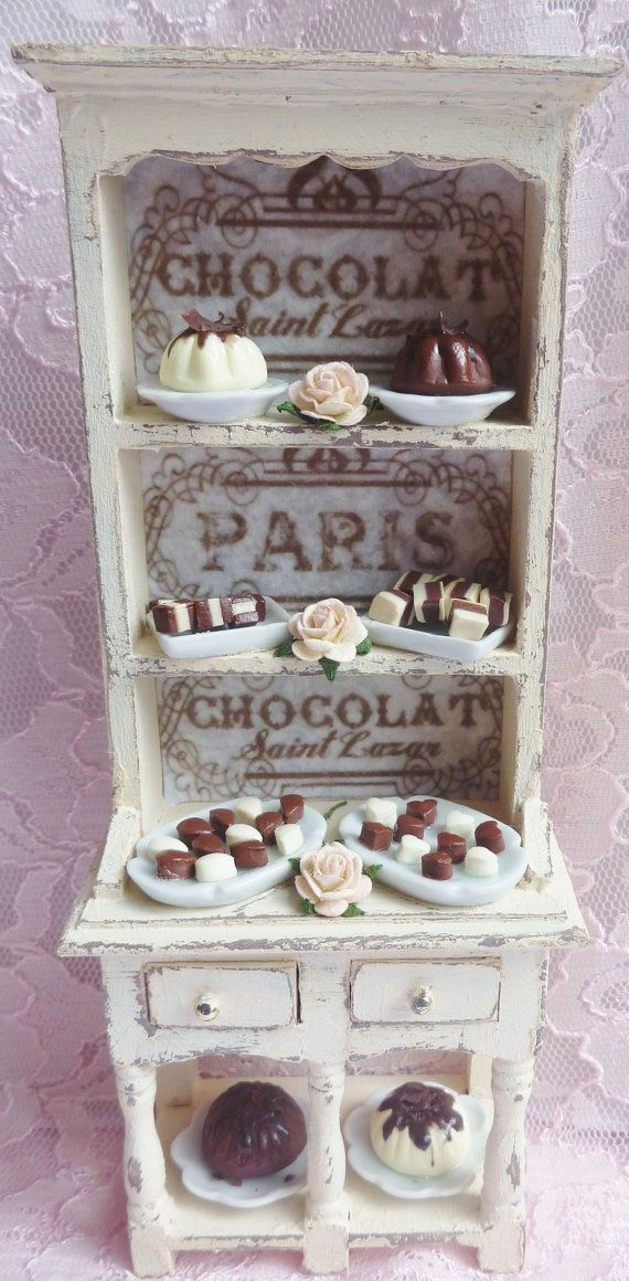1000+ images about miniature bakery ideas on Pinterest.