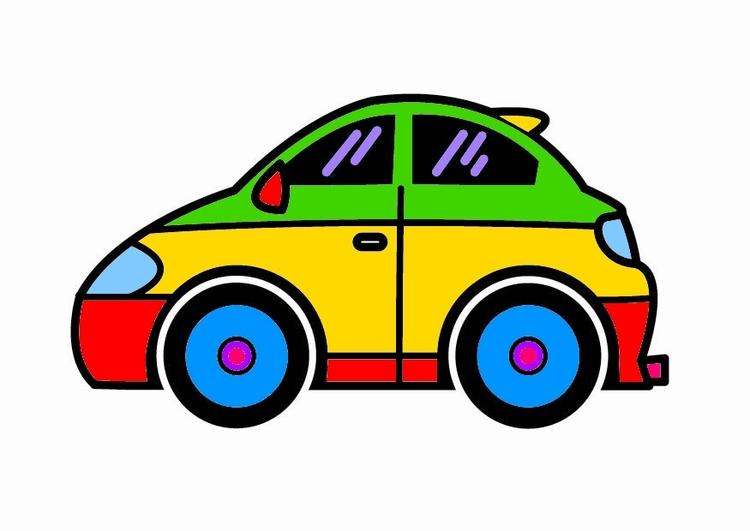Image véhicule miniature.