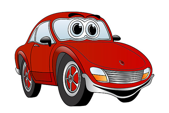 Photos Of Cartoon Cars.