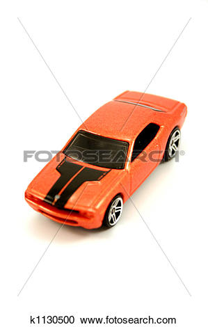 Stock Photography of Miniature Car k1130500.