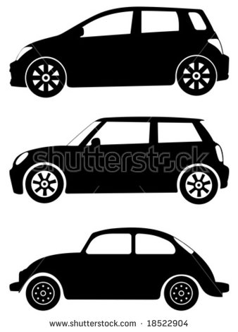 Mini Car Stock Images, Royalty.