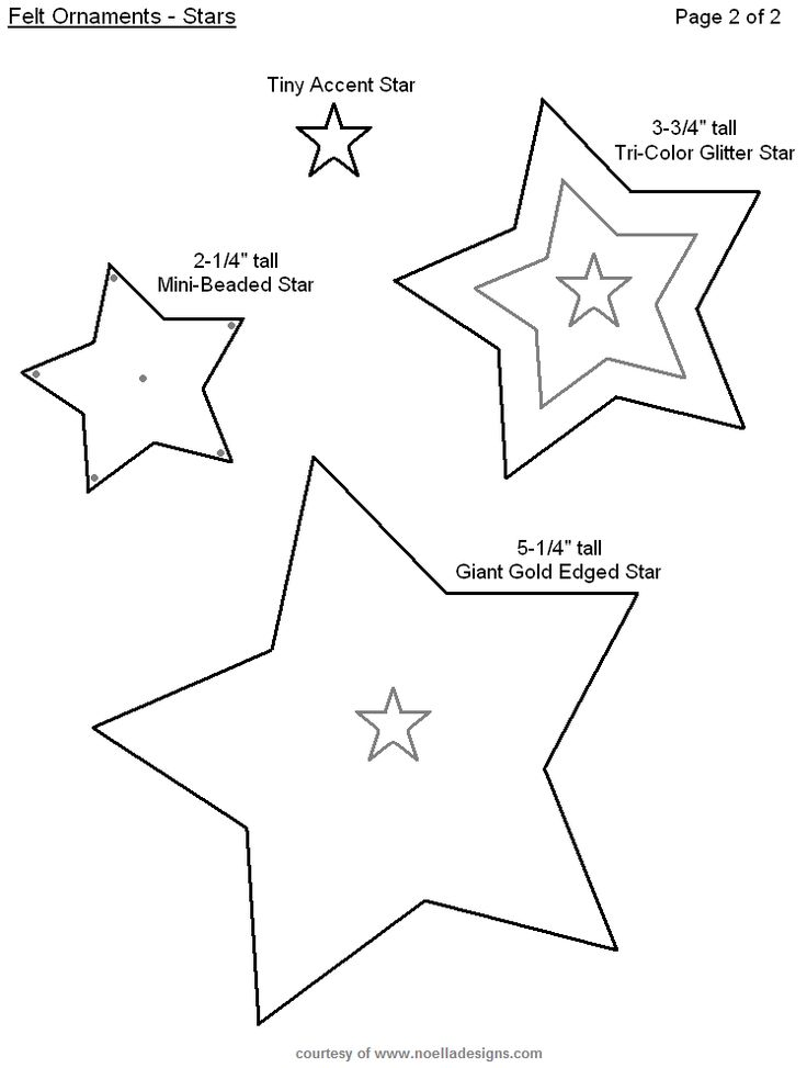 miniature christmas stars clipart free - Clipground