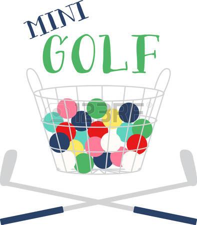 27+ Mini Golf Clipart.