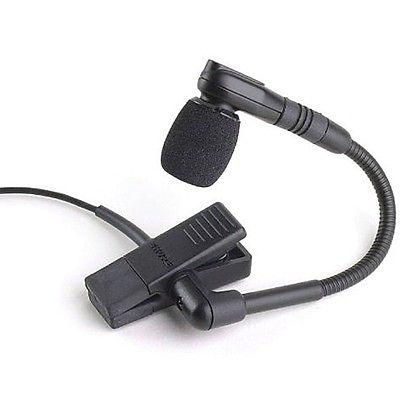 Shure Beta 98A/C Miniature Cardioid Condenser Instrument.