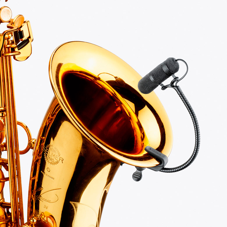 d:vote™ 4099S Instrument Microphone for Saxophone.