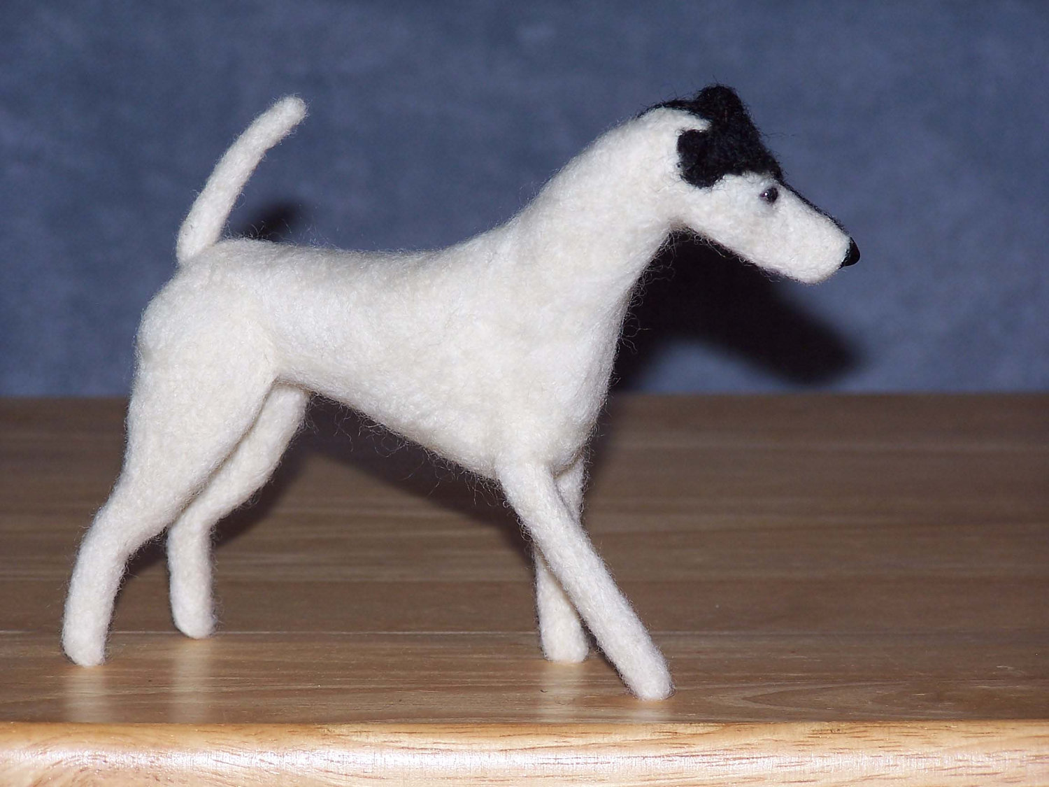 Fox terrier art.