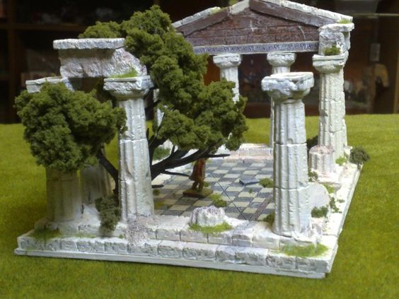 More of the Scotia ruined temple. the frieze was clip.