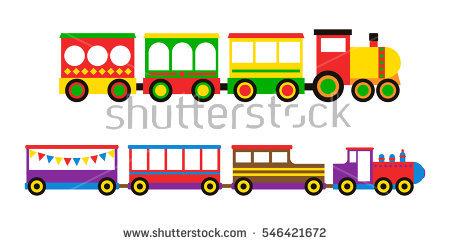 New Miniature Train Stock Photos, Royalty.