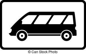 Mini bus Clipart and Stock Illustrations. 1,131 Mini bus vector.