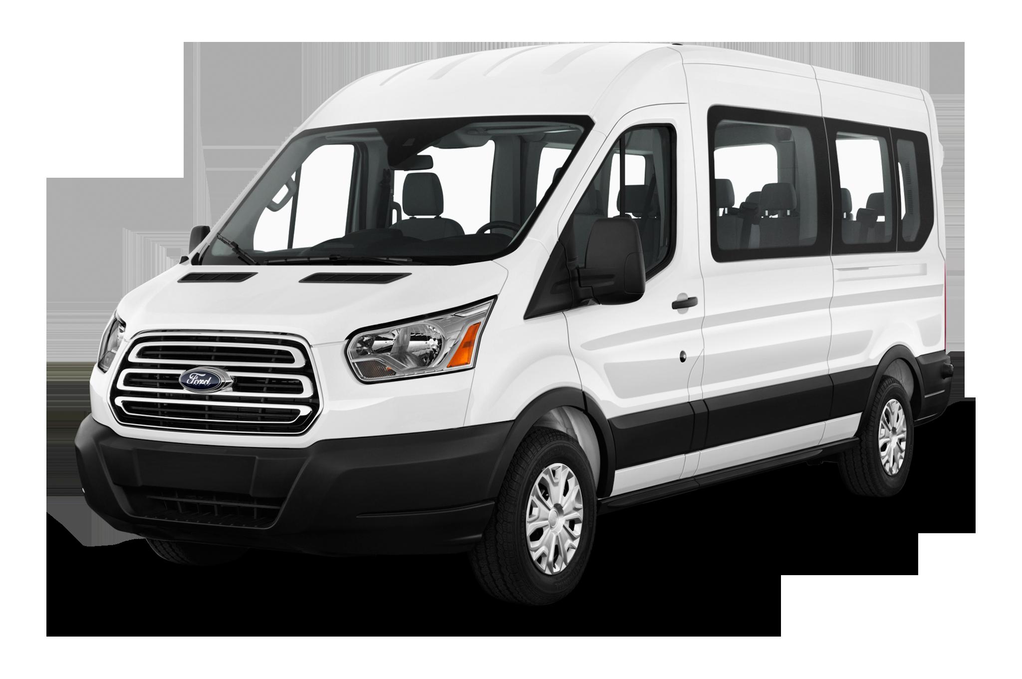 Minibus PNG Images.