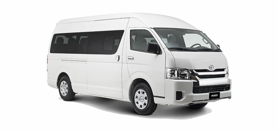 Transfer By Minibus.