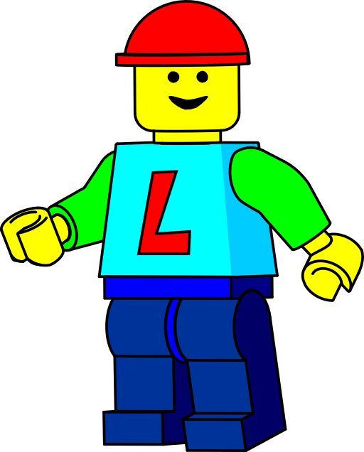 Minifig Clipart.