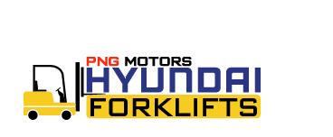 PNG Motors Hyundai Forklifts.