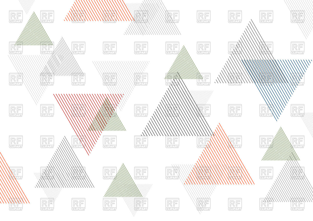 Minimal tech geometric background Vector Image #97897.