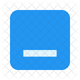 Minimize window Icon.