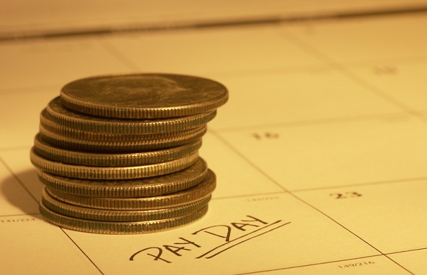 Minimum wage clipart.