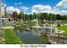 Stock Photo of Neuschwanstein Castle in Germany. Klagenfurt.