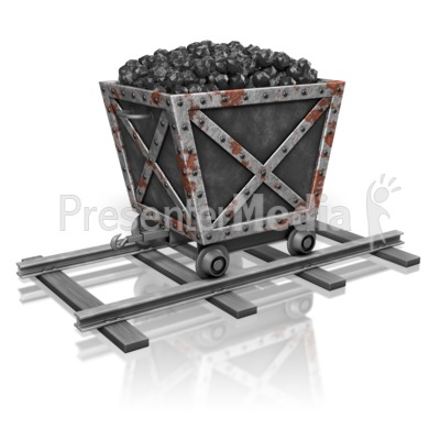 Mining Cart.