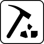 Clipart mining equipment.