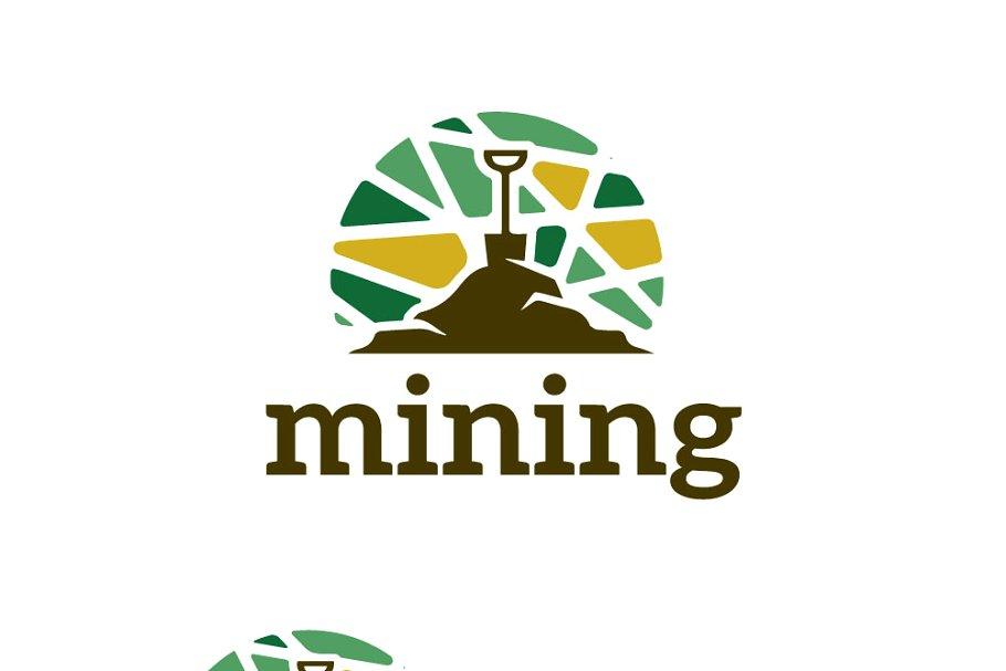 Mining Logo.