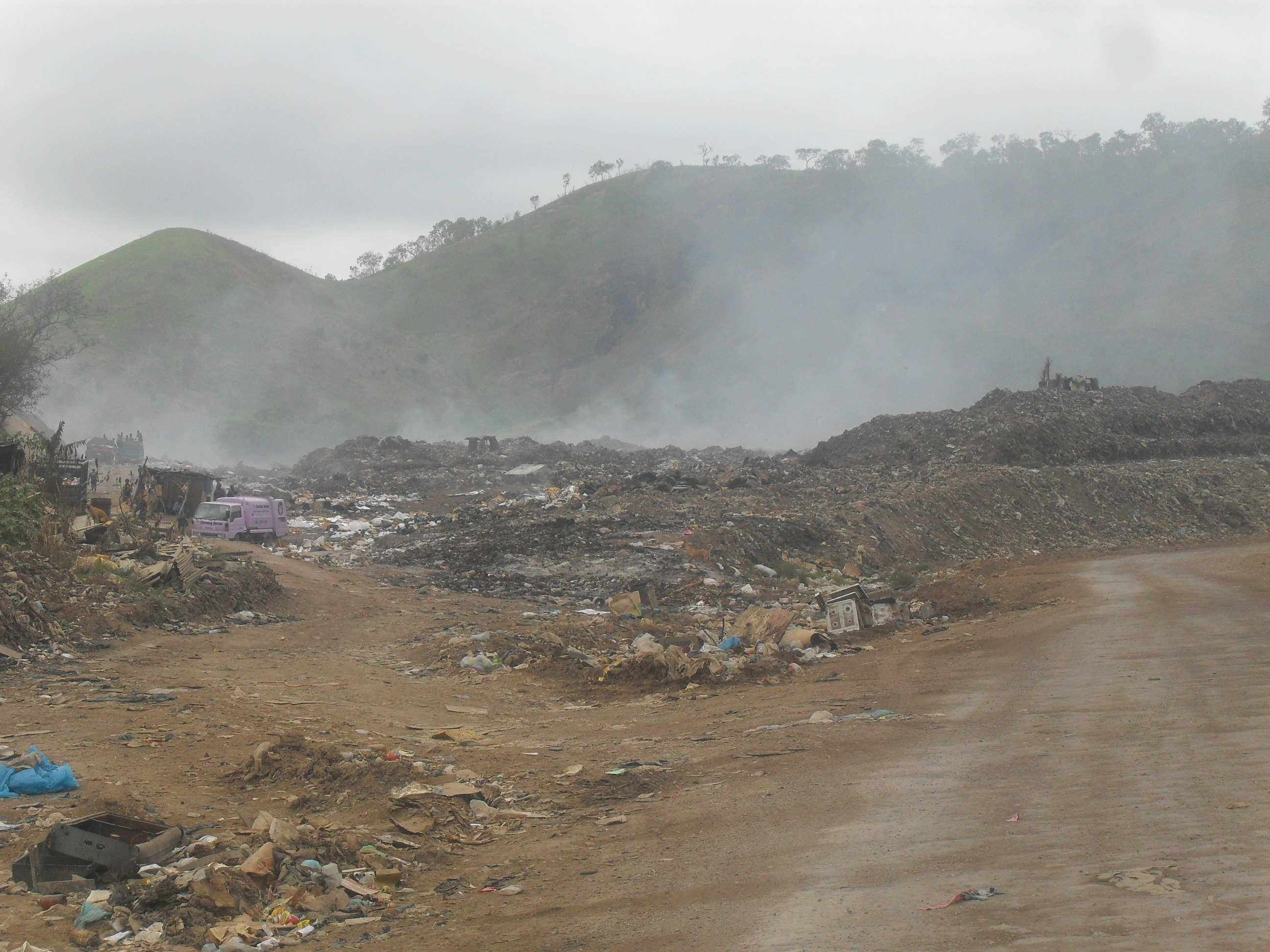 Solid waste management in Papua New Guinea.