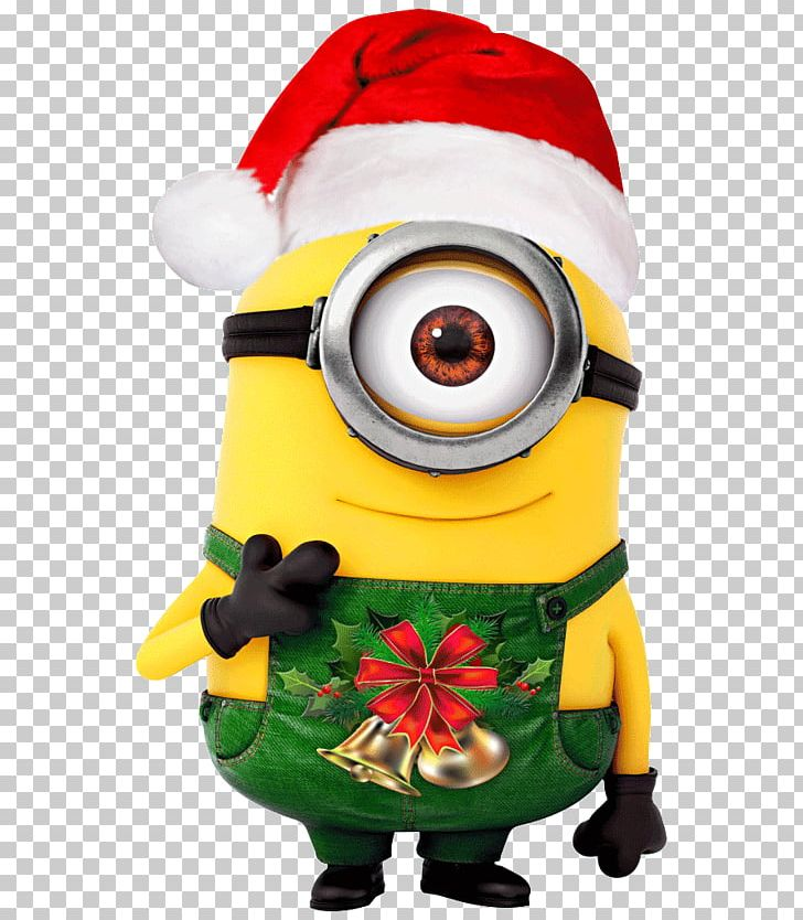 Minion clipart christmas png, Minion christmas png.