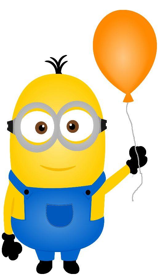minions happy birthday clipart #4