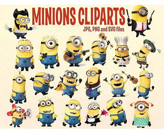 Minion clipart.