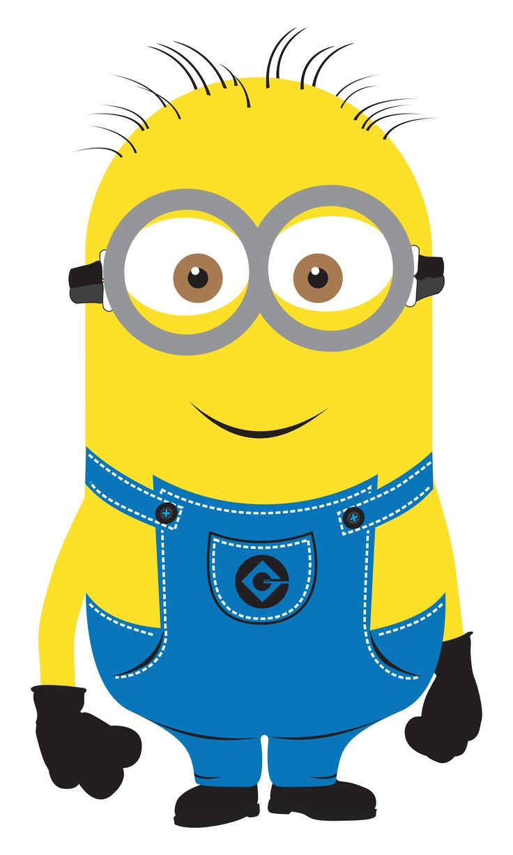minion clipart png