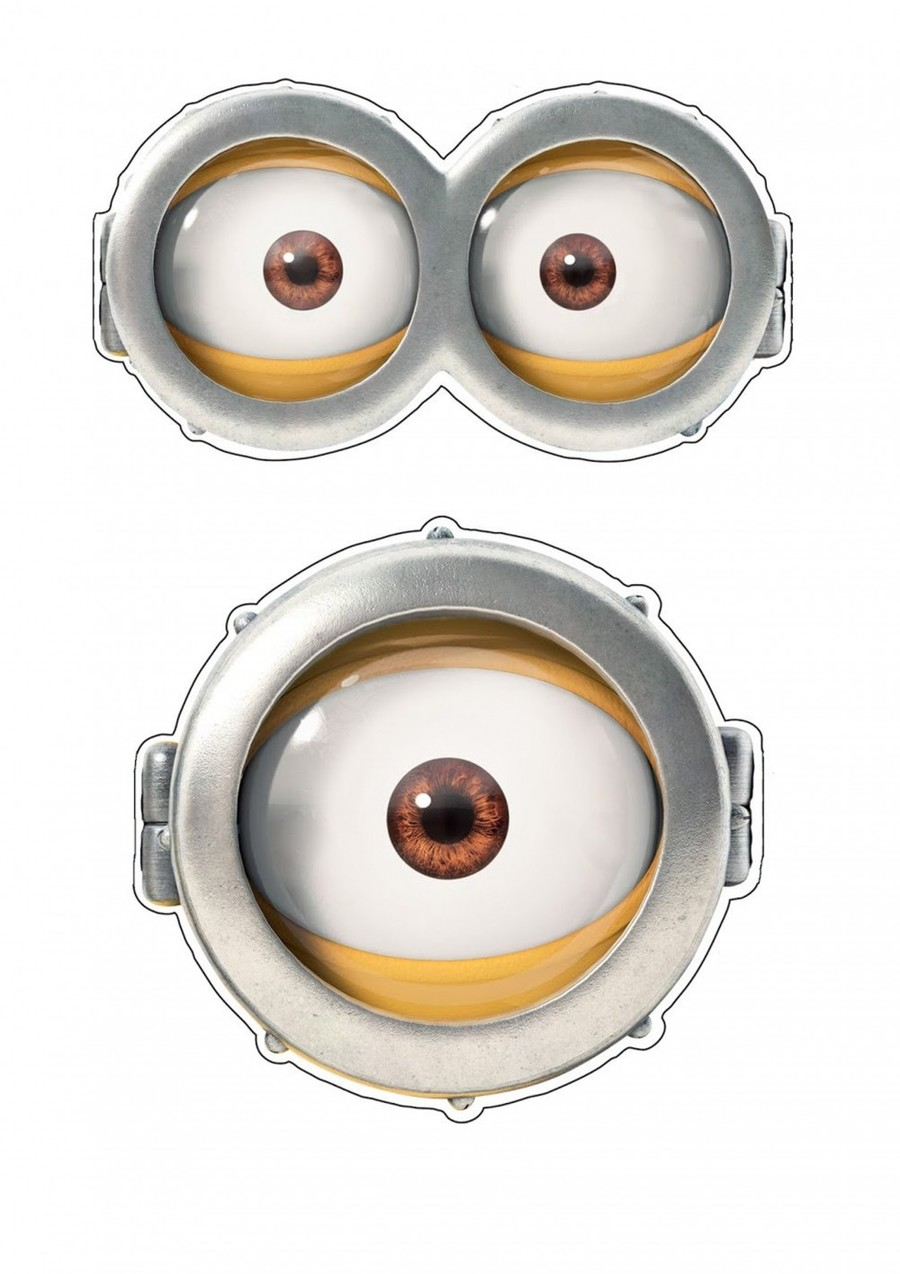 Download minions eyes clipart Bob the Minion Minions Eye.