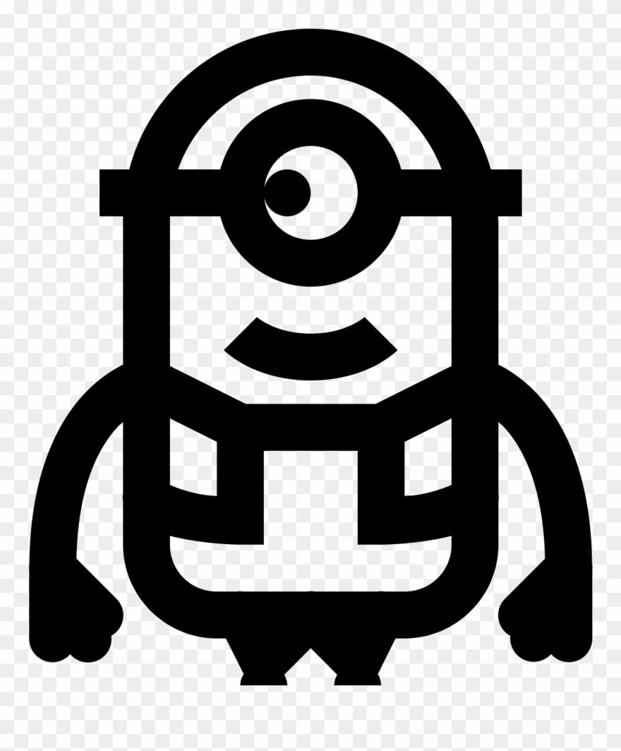 Face Clipart Minion.