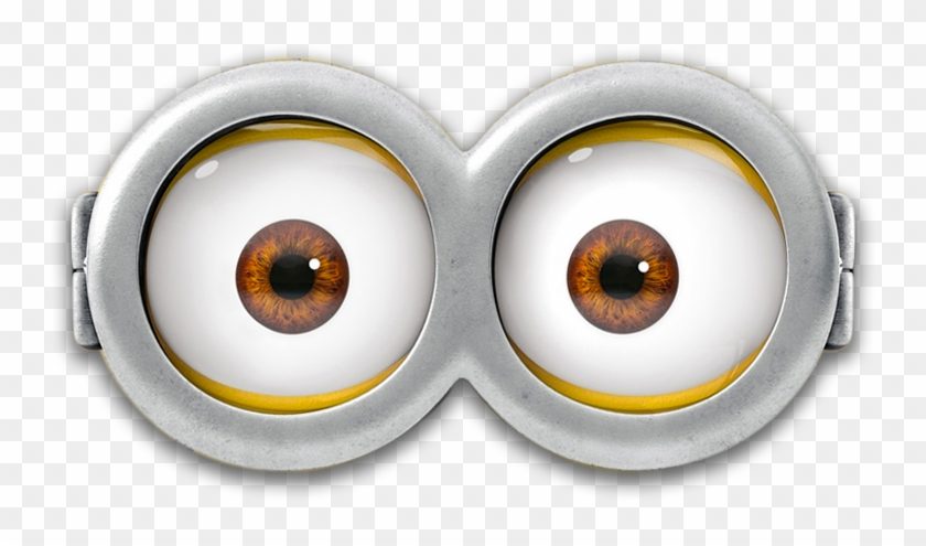Goggles Clipart Minion.