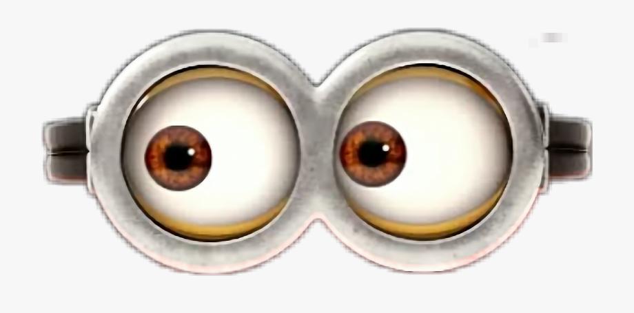 Minions Glasses Snap Snapchat.