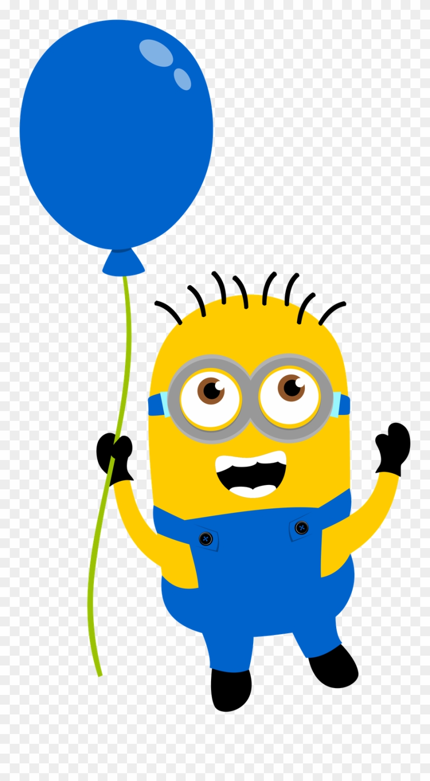 Png Library Stock Minions Birthday Clipart.