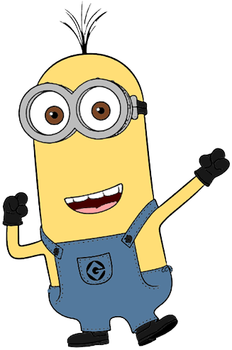 Minion kevin clipart collection.